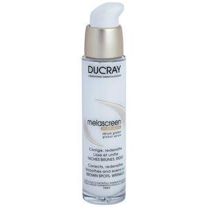 Ducray Melascreen kisimító szérum pigment foltok és ráncok ellen 30 ml kép