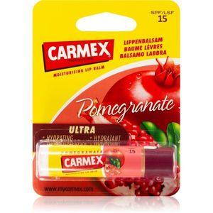 Carmex Pomegranate hidratáló ajakbalzsam stick SPF 15 4.25 g kép