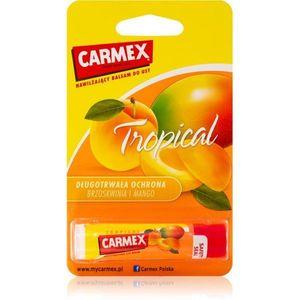 Carmex Tropical hidratáló ajakbalzsam stick (Peach and Mango) 4.25 g kép