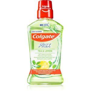 Colgate Plax Tea & Lemon szájvíz foglepedék ellen 500 ml kép