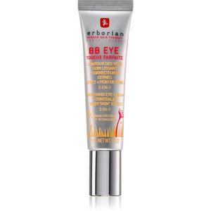 Erborian BB Eye tonizáló szemkörnyéki krém fiatalító hatással 15 ml kép
