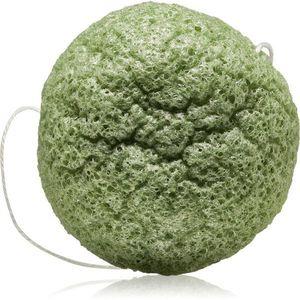 Erborian Accessories Konjac Sponge gyengéd hámlasztó szivacs arcra és testre Green Tea kép