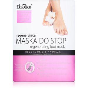 L'biotica Masks regeneráló lábmaszk zokniban 32 ml kép