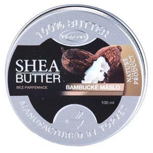 Topvet Shea Butter shea vaj parfümmentes 100 ml kép