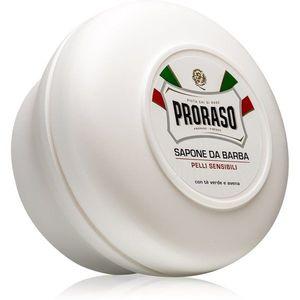 Proraso White borotvaszappan az érzékeny arcbőrre 150 ml kép