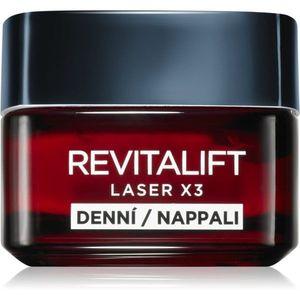 L'Oréal Paris Revitalift Laser X3 ránctalanító, intenzív nappali arckrém 50 ml kép