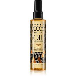 Matrix Oil Wonders Indian Amla megújító olaj a fénylő és selymes hajért 150 ml kép