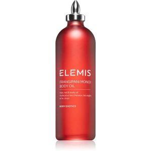 Elemis Body Exotics Frangipani Monoi Body Oil tápláló olaj hajra , körömre és testre 100 ml kép