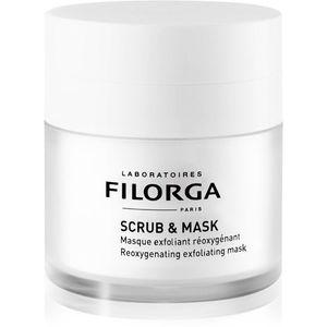 Filorga Scrub & Mask oxidáló hámlasztó maszk a bőrsejtek megújulásáért 55 ml kép