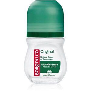 Borotalco Original golyós izzadásgátló dezodor 50 ml kép