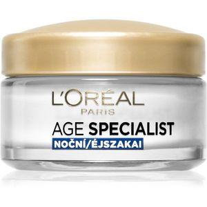 L'Oréal Paris Age Specialist 65+ ránctalanító, tápláló éjszakai krém 50 ml kép
