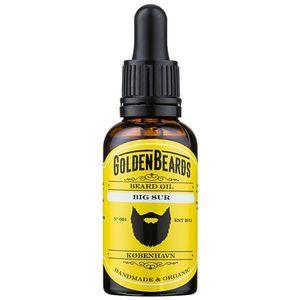 Golden Beards Big Sur szakáll olaj 30 ml kép