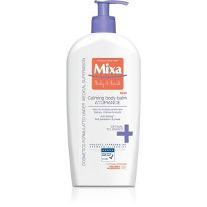 MIXA Atopiance nyugtató és tisztító olaj hajra és az atópiára hajlamos bőrre 400 ml kép
