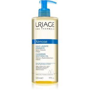 Uriage Xémose Cleansing Soothing Oil nyugtató és tisztító olaj arcra és testre 500 ml kép