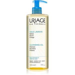 Uriage Hygiène Cleansing Oil mosóolaj arcra és testre 500 ml kép