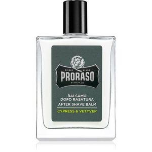 Proraso Cypress & Vetyver hidratáló borotválkozás utáni balzsam 100 ml kép