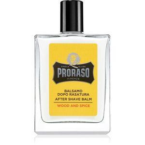 Proraso Wood and Spice hidratáló borotválkozás utáni balzsam 100 ml kép