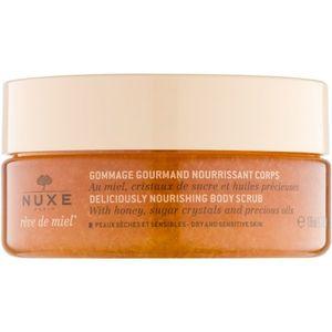 Nuxe Rêve de Miel tápláló testpeeling 175 ml kép