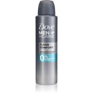Dove Men+Care Clean Comfort alkohol- és alumínium mentes dezodor 24h 150 ml kép