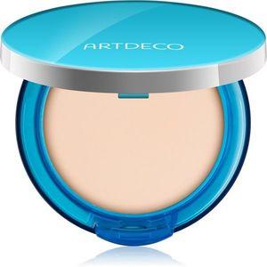 Artdeco Sun Protection Powder Foundation púderes make-up SPF 50 árnyalat 90 Light Sand 9.5 g kép