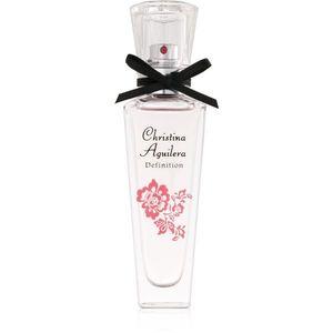 Christina Aguilera Definition Eau de Parfum hölgyeknek 30 ml kép