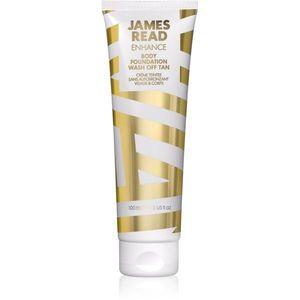 James Read Enhance lemosható önbarnító tej arcra és testre 100 ml kép