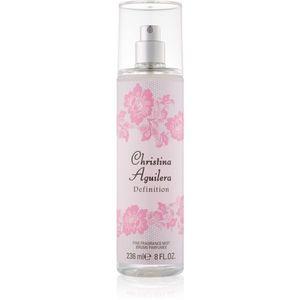 Christina Aguilera Christina Aguilera testápoló spray hölgyeknek 236 ml kép