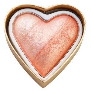 I Heart Revolution Blushing Hearts arcpirosító árnyalat Peachy Pink Kisses 10 g kép