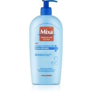 MIXA Hyalurogel Intenzív hidratáló testápoló száraz és érzékeny bőrre 400 ml kép