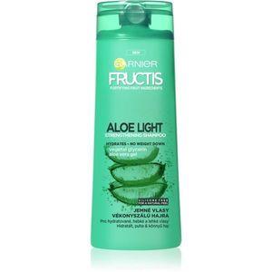 Garnier Fructis Aloe Light erősítő sampon 400 ml kép