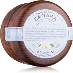 Mondial Luxury Wooden Bowl borotválkozási krém Zagara 140 ml kép