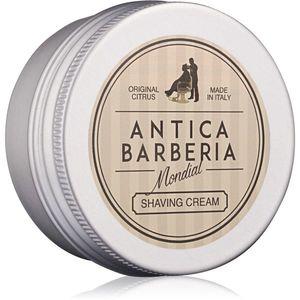Mondial Antica Barberia Original Citrus borotválkozási krém Shaving Citrus 150 ml kép