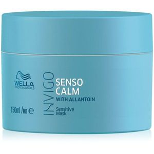 Wella Professionals Invigo Senso Calm haj maszk érzékeny fejbőrre 150 ml kép