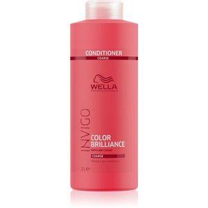 Wella Professionals Invigo Color Brilliance Kondicionáló vastag, festett hajra 1000 ml kép