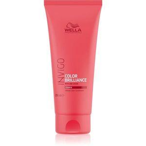 Wella Professionals Invigo Color Brilliance Kondicionáló vastag, festett hajra 200 ml kép