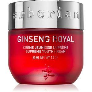 Erborian Ginseng Royal arckrém ami kisimítja az öregedés jeleit 50 ml kép
