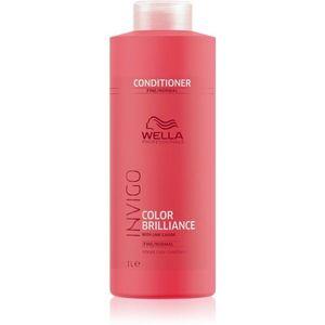 Wella Professionals Invigo Color Brilliance kondicionáló normál és festett hajra 1000 ml kép