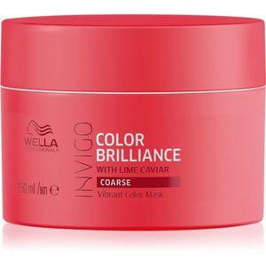 Wella Professionals Invigo Color Brilliance Maszk vastag festett hajra 150 ml kép