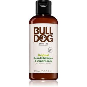 Bulldog Original sampon és kondicionáló szakállra 200 ml kép