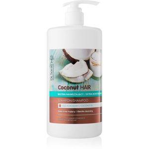 Dr. Santé Coconut kókuszolajat tartalmazó sampon száraz és törékeny hajra 1000 ml kép