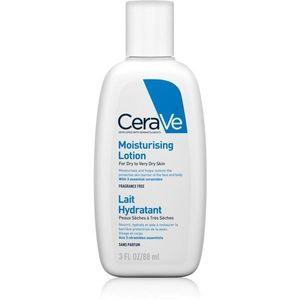 CeraVe Moisturizers hidratáló tej arcra és testre Száraz, nagyon száraz bőrre 88 ml kép