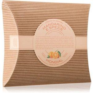Mondial Shaving Cream borotválkozási krém Mandarino e Spezie 125 ml kép