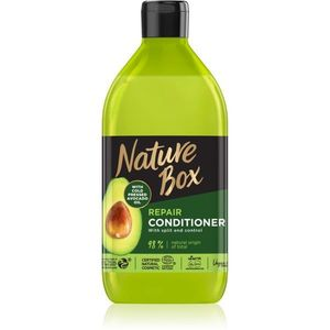 Nature Box Avocado mélyregeneráló kondicionáló hajra 385 ml kép