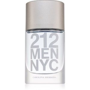 Carolina Herrera 212 NYC Men Eau de Toilette uraknak 30 ml kép