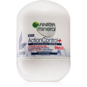 Garnier Mineral Action Control + izzadásgátló golyós dezodor 50 ml kép