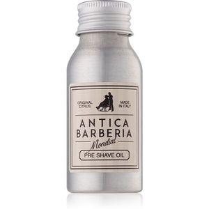 Mondial Antica Barberia Original Citrus borotválkozás előtti olaj Original Citrus 50 ml kép