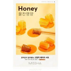 Missha Airy Fit Honey fehérítő gézmaszk 19 g kép