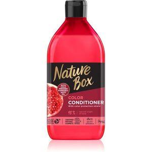 Nature Box Pomegranate mélyen tápláló kondicionáló a szín védelméért 385 ml kép
