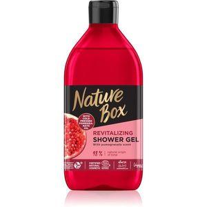 Nature Box Pomegranate energetizáló tusfürdő gél 385 ml kép