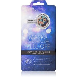 L'biotica Masks Diamond Glow lehúzható arcmaszk feszesítő hatással 10 g kép